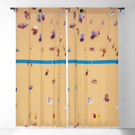 Tanning Days  Blackout Curtain