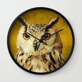 Elmo IV Wall Clock