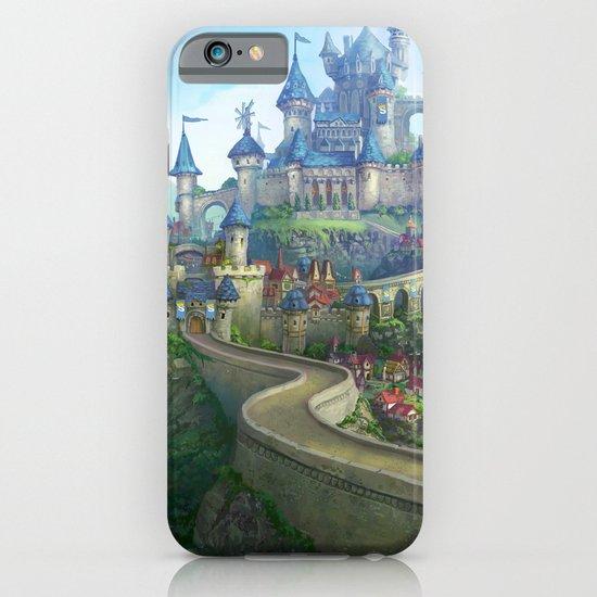 epic fantasy castle  iPhone & iPod Case
