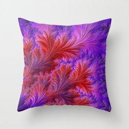 Indulgant Throw Pillow