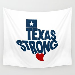 Texas Strong Wall Tapestry