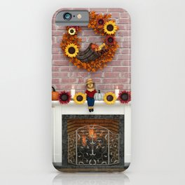 Harvest Hearth iPhone Case