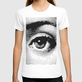 Lina Cavalieri Eye 02 T-shirt