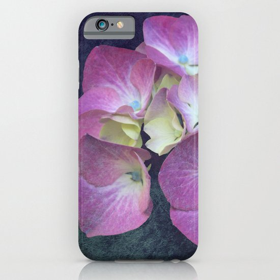 Hydrangea Blush iPhone & iPod Case