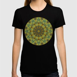 Jewelled Sunflower Splendor T-shirt