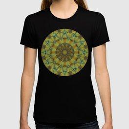 Jewelled Sunflower Splendor T-shirt