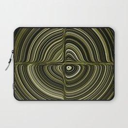 Electric Field Art XXXII Laptop Sleeve