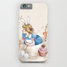 Tea Time in Wonderland Slim Case iPhone 6s