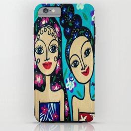 BFF iPhone Case
