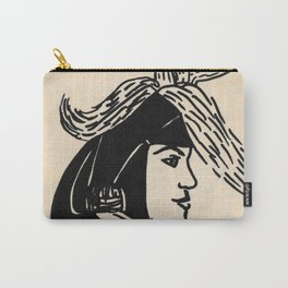 Deer Woman  Carry-All Pouch