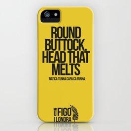 NATICA TUNNA, CAPA CA FUNNA iPhone Case