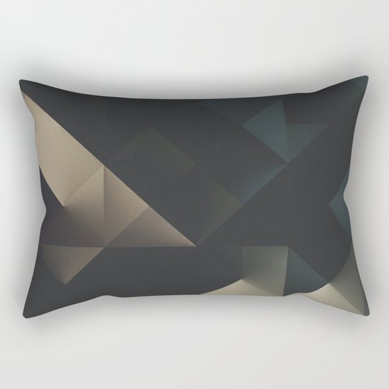 RAD XLVII Rectangular Pillow
