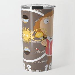 Nicolaus Copernicus Travel Mug