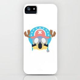 Tony Chopper Emoji Design iPhone Case