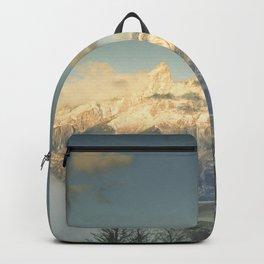 grand teton high country sunrise Backpack