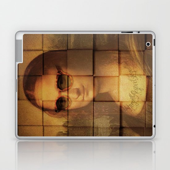 Strength - Respect - Loyalty  Laptop & iPad Skin