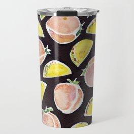Peach & Taco Travel Mug