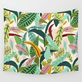 Naive Nature Wall Tapestry