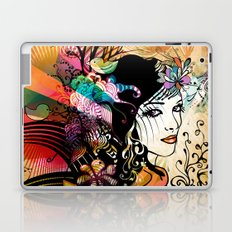 Colorful Nature Laptop & iPad Skin