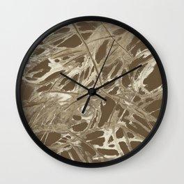 Digi Sketch 1 Wall Clock