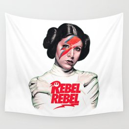 Princess Rebel Wall Tapestry