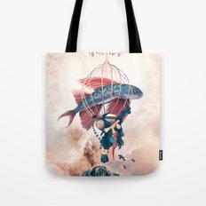 FlyFish Tote Bag