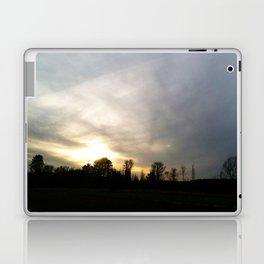 The Road Less Traveled Laptop & iPad Skin