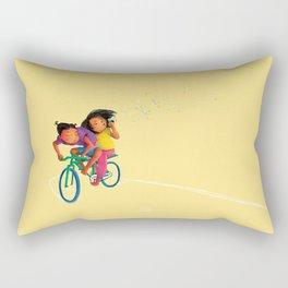 Our water balloon  Rectangular Pillow