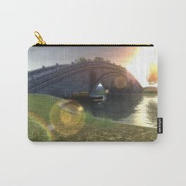 Panorama land - 全景 Carry-All Pouch