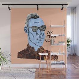 OK YEAH COOL Wall Mural