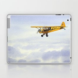 J-3 Piper Cub Aircraft Laptop & iPad Skin