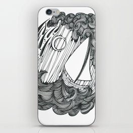 Leviathan and Lonely iPhone Skin