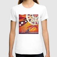 artsy T-shirts featuring Artsy Dog by Coconuts & Shrimps