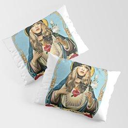Saint Stevie Nicks Pillow Sham