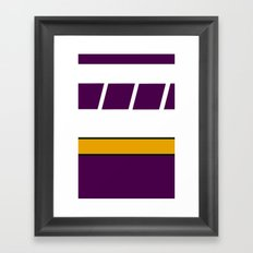 RennSport vintage series #3 Framed Art Print