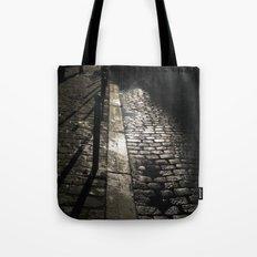 Street In Paris Tote Bag