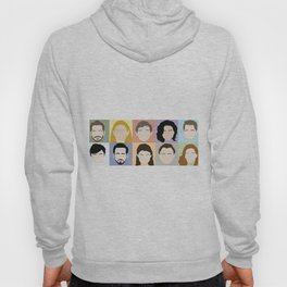 Once Upon A Cast Hoody