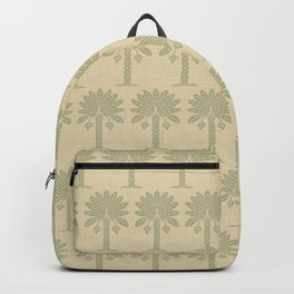 Coriander Spice Moods Palm Backpack