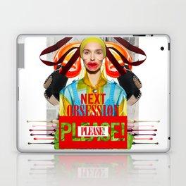 Next Obsession by Lenka Laskoradova Laptop & iPad Skin