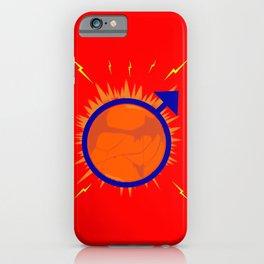 Male Symbol iPhone Case