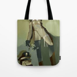 TinTin's dog  Tote Bag