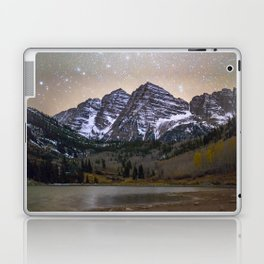 Stars over the Maroon Bells Laptop & iPad Skin