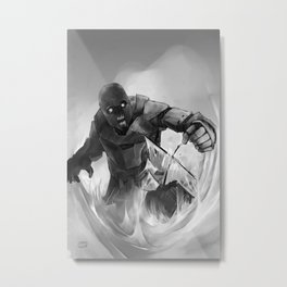 Talos the Automaton Metal Print