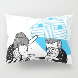 Oblivions Pillow Sham