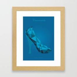 Cenerentola | Fairy Tales Framed Art Print