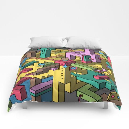 Shilton's Fleas Comforters