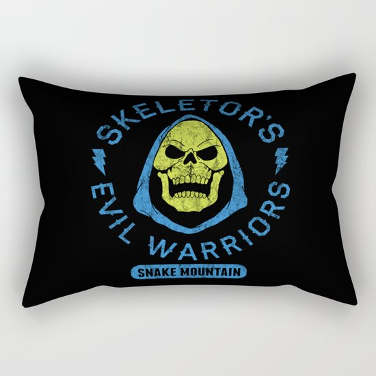 Bad Boy Club: Skeletor's Evil Warriors  Rectangular Pillow