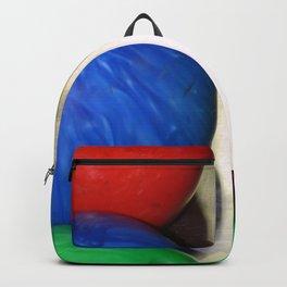 Bowling Balls Backpack