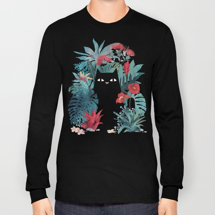 Popoki Long Sleeve T-shirt