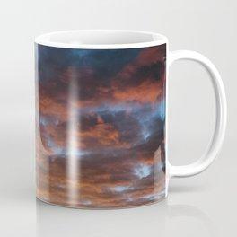 Mt. Baldy Sunset Coffee Mug